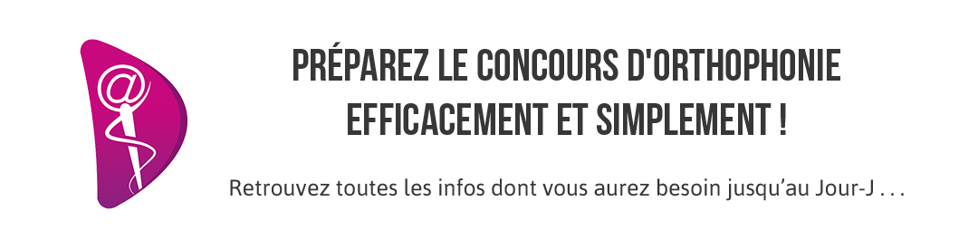 Concours Orthophonie By Orthophonie Académie