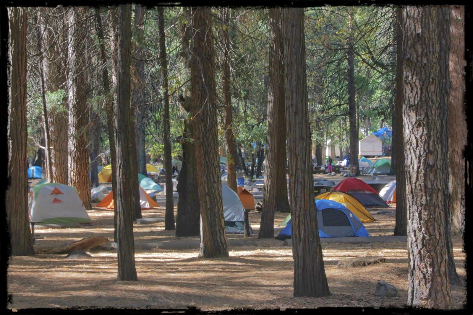 Camp 4, Yosemite National Park, California