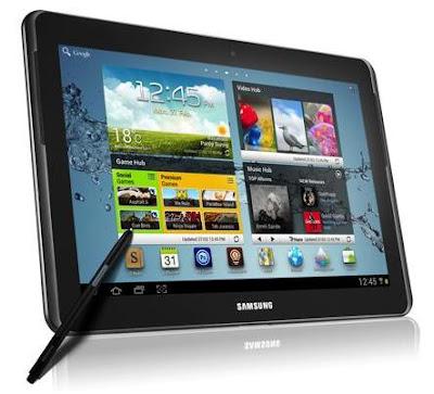 Daftar Harga HP Samsung Baru Bekas Desember 2012