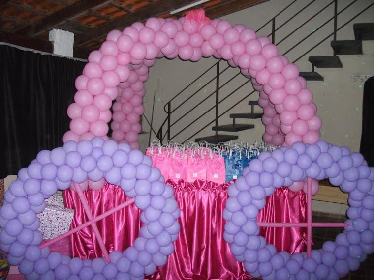 Carruagem balão