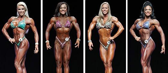 fitness Olympia 2014