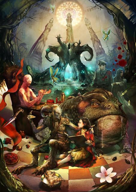 Pan's Labyrinth,Guillermo del Toro,anime wallpaper