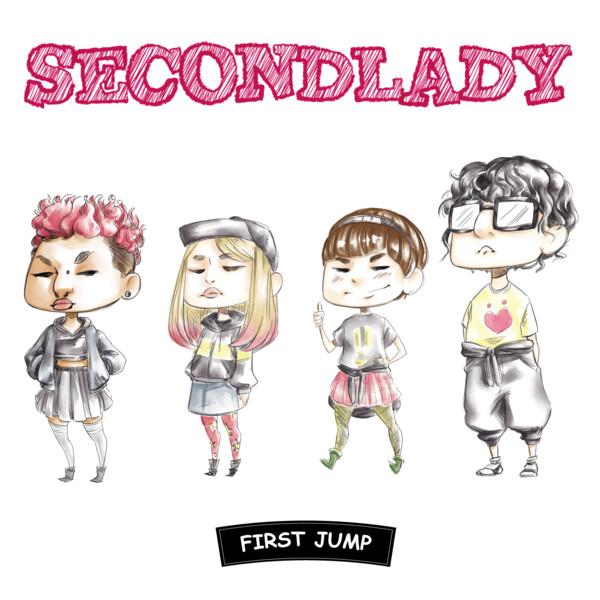 [Single] SECONDLADY – FIRST JUMP (2016.04.15/MP3/RAR)