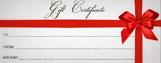 Gift Certificates for a Hat from The Hat House New York