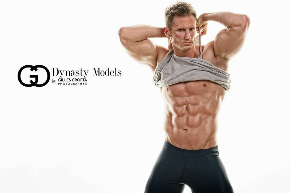aesthetic muscle, bodybuilder, Dave Cunningham, great abs, male fitness model, male model, muscle, physique, ripped muscle, vascular muscle,