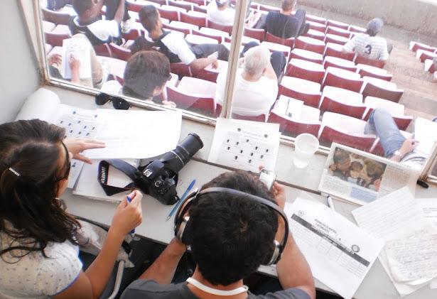 EQUIDAD FM 91.3 EN EL SUDAMERICANO SUB 15