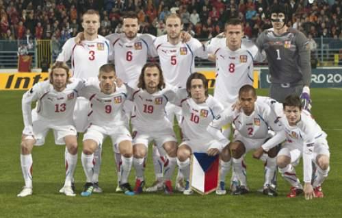 Skuad Republik Ceko Euro 2012