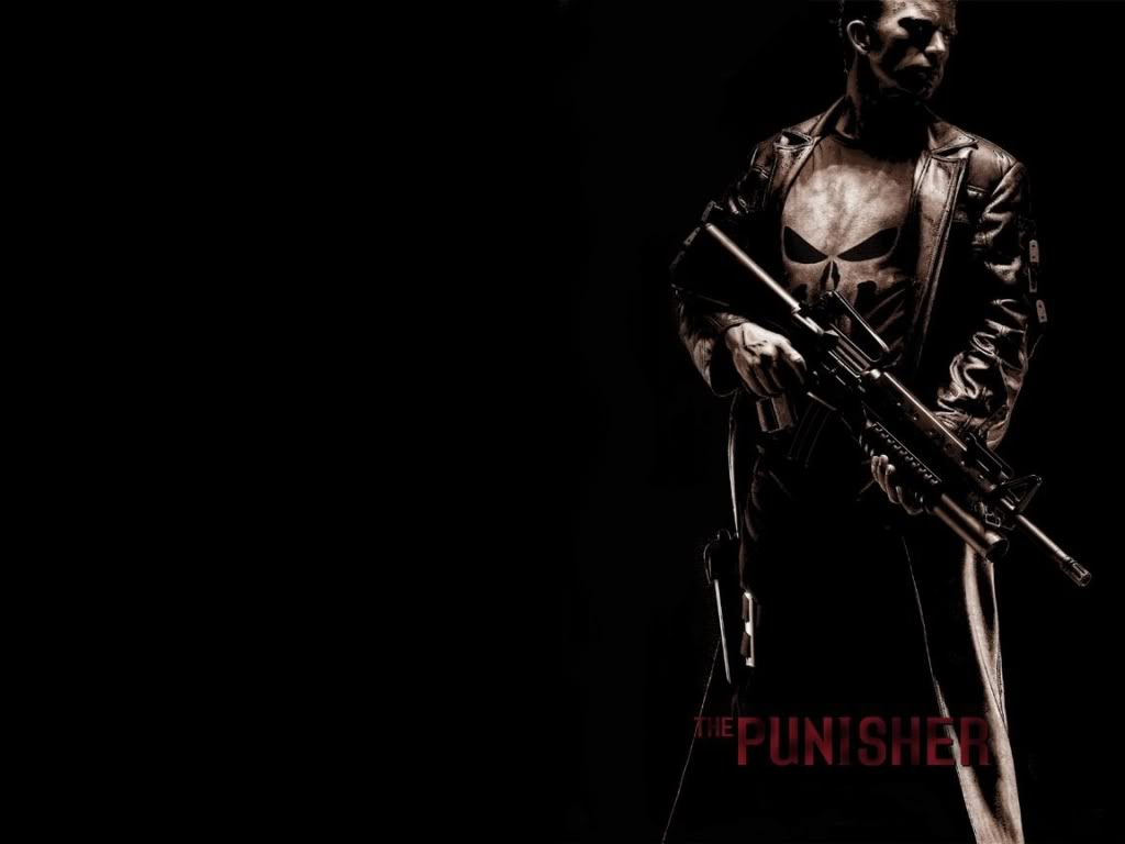 the punisher wallpapers wallpaper - photo #8
