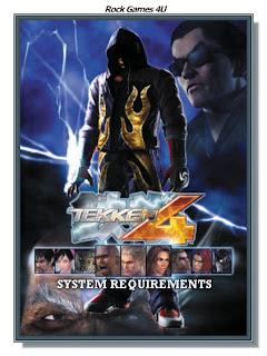 Tekken 4 System Requirements PC.jpg