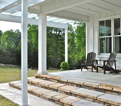 Fotos de terrazas terrazas y jardines frentes de viviendas for Viviendas para terrazas