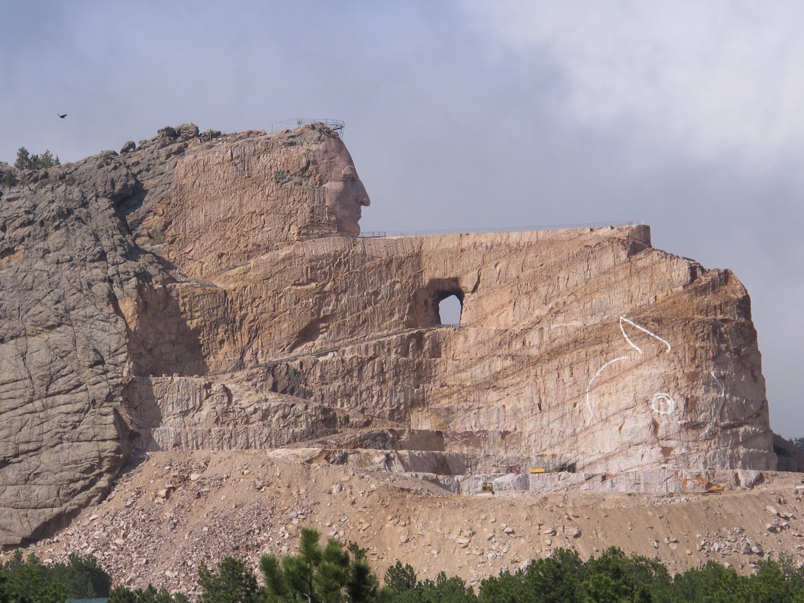 Crazy Horse Monument Finish Date 1000+ ideas about crazy horse ...