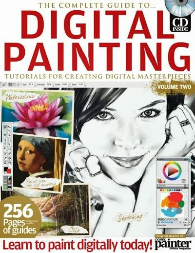 The Complete Guide to Digital Painting Vol. 2