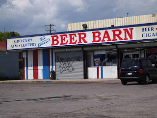 Beer Barn Business