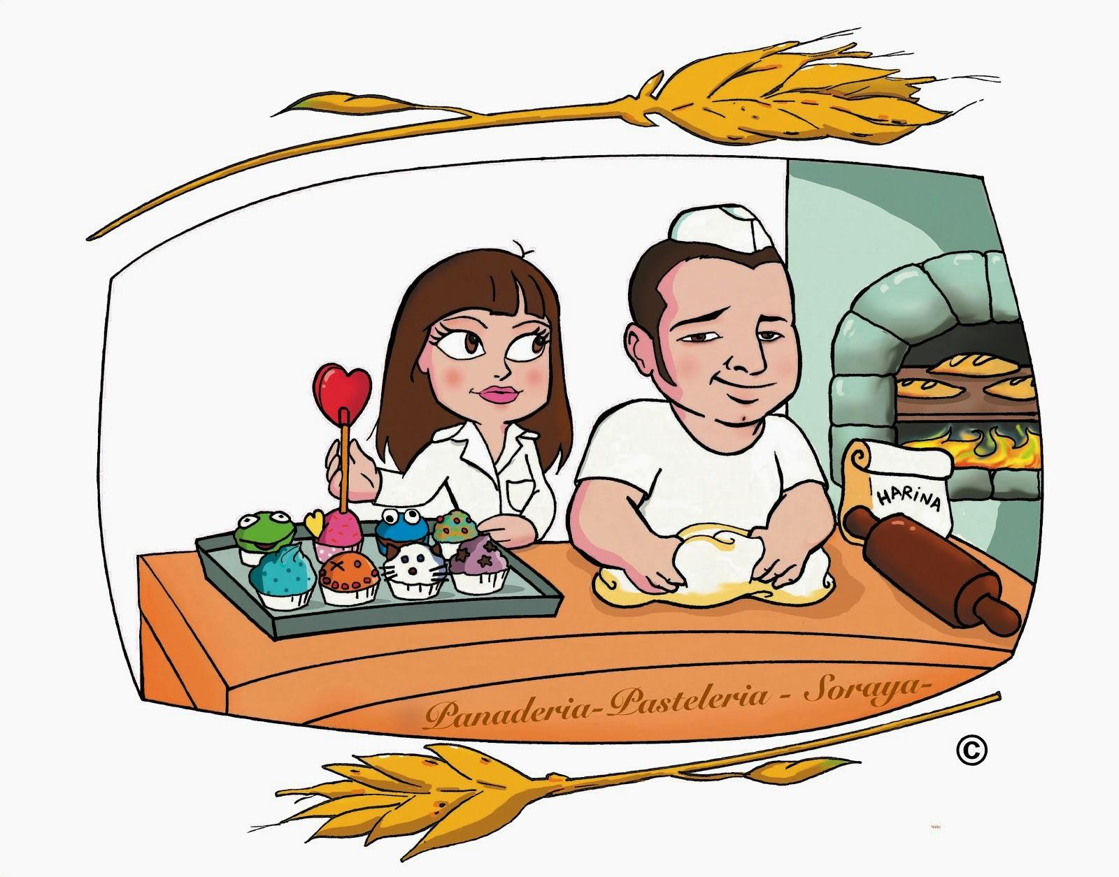 Quieres seguirnos en facebook? Pasteleria-Soraya