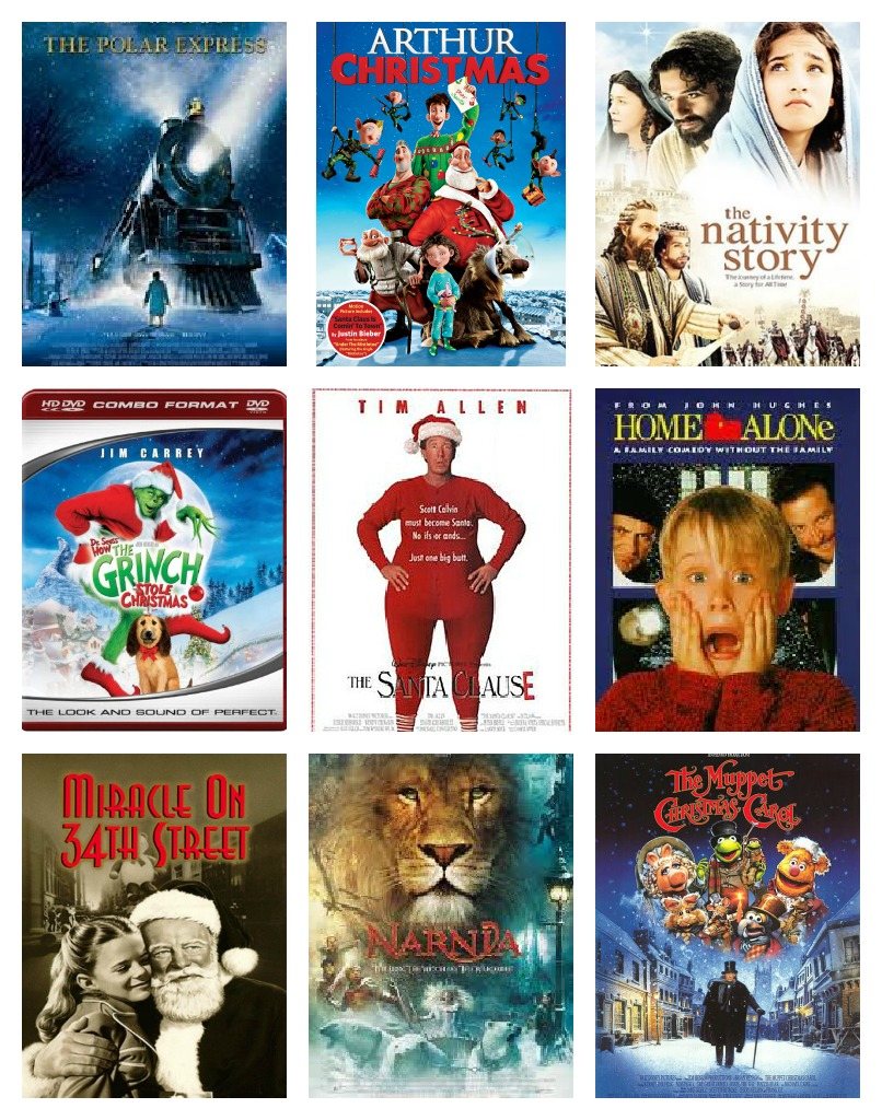 christmas classics our top ten movies - Christmas Classics Movies