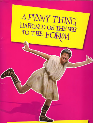a review of the movie a funny thing happened on the way to the forum A wily slave must unite a virgin courtesan and his young smitten master stream movies watch online full movie: a funny thing happened on the way to the forum (1966) for free a wily slave must unite a virgin courtesan and his young smitten master to earn his freedom.