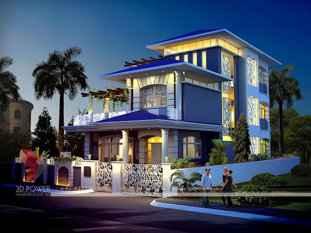 bungalow house plans designs  Mangalore