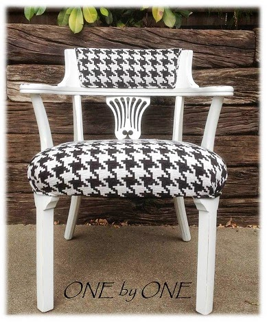 ONE by ONE - Uniquely Renewed Furniture & Accessories by Ruthie Staalsen