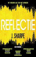 BOEK VAN DE MAAND - 'REFLECTIE' VAN J.SHARPE