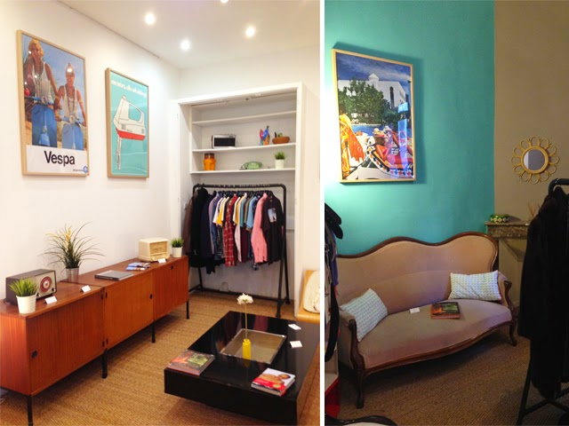 boutique vintage homenibus - blog city guide Marseille