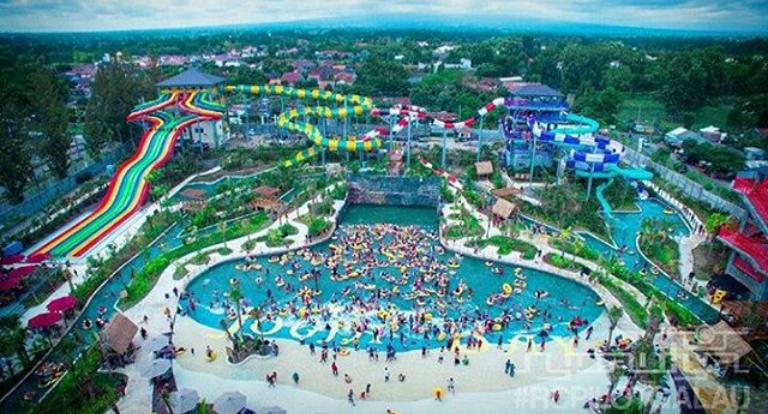 Jogja Bay Jadi Objek Wisata Populer di Awal tahun 2016 ...