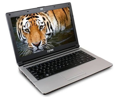 Spesifikasi dan Harga Laptop Zyrex Ellipse LE4541