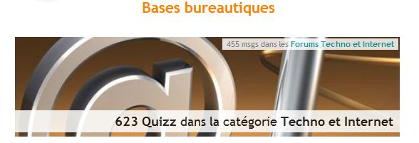Base Bureautique