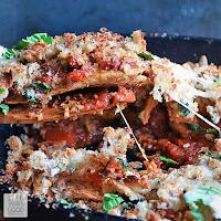 Skillet Chicken Parmesan   by Life Tastes Good