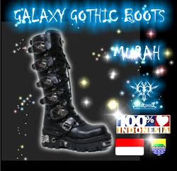 Sepatu Gothic Murah