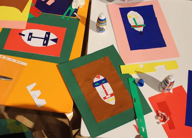 El atelier de Chloe - Matisse