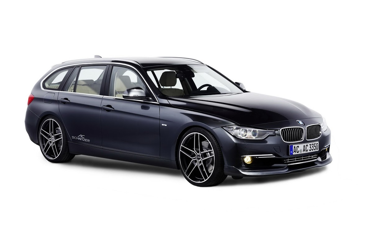BMW 3-Series Touring by AC Schnitzer