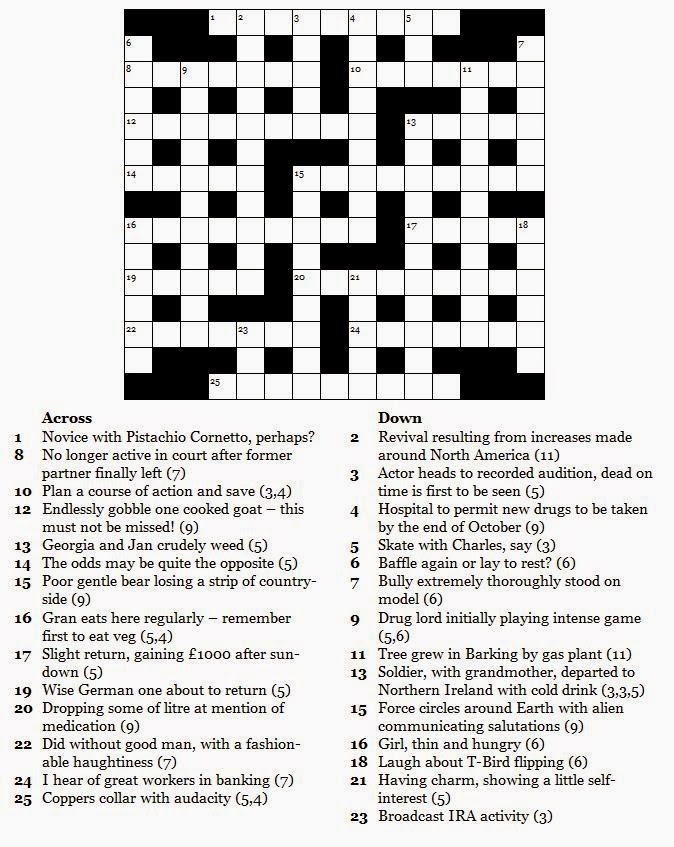 crossword puzzles to print free online