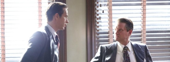 JARVIS (JAMES D'ARCY) Y DOOLEY (SHEA WHIGHAM)
