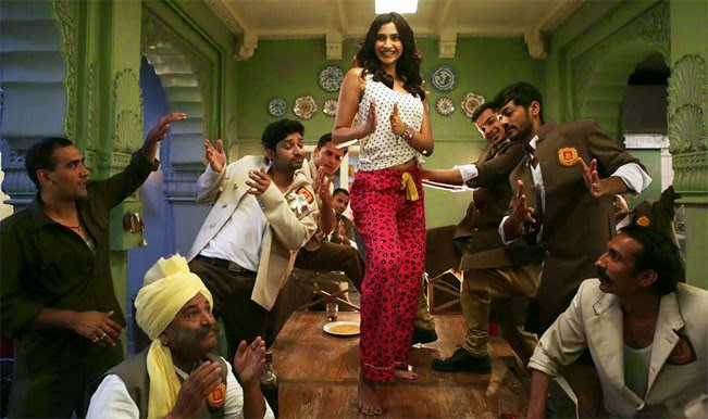 Engine Ki Seeti - Khoobsurat - Sunidhi Chauhan - Song Lyrics | MP3 VIDEO DOWNLOAD