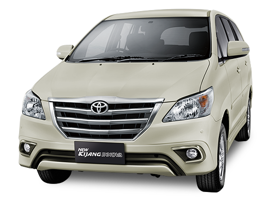 Toyota Grand New Kijang Innova Silky Gold Mica Metallic