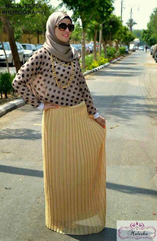 mode hijab moderne 2014