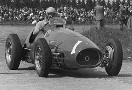 Formula 1 1953 Alberto Ascari / Ferrari