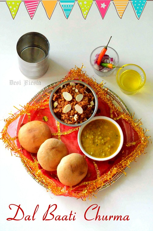 Rajasthani traditional recipes