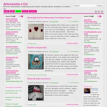 Cris Blogger Template. minimalist design blogger template. blogspot template free