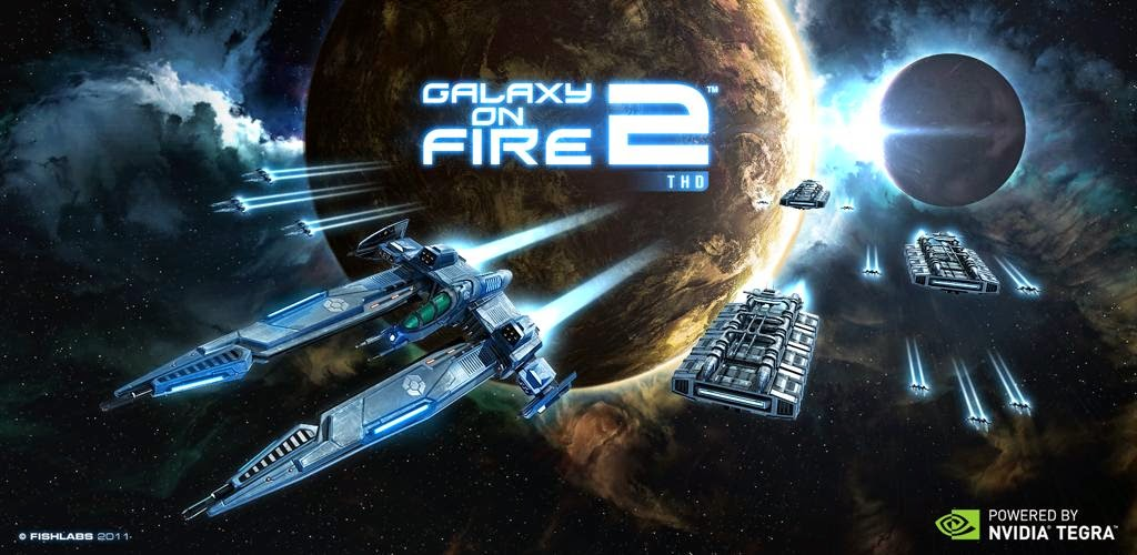 Download Galaxy On Fire 2 HD Mod Apk