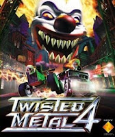 Download Game Twisted Metal 4 For PC 100% Work