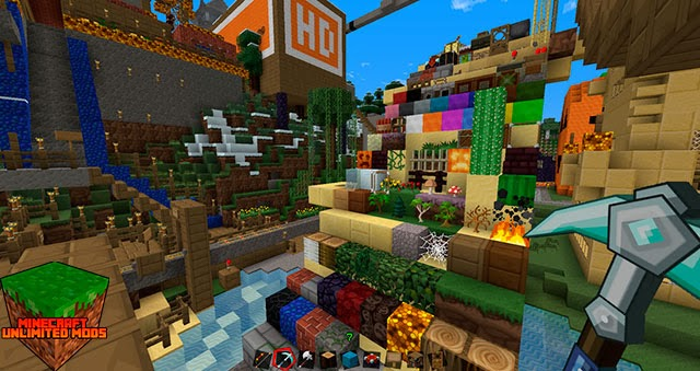 Sphax PureBDcraft Texture Pack preview