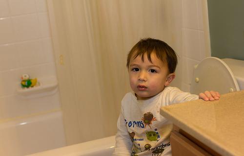 Potty training pooping on floor suddenly
