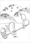 Dibujos de Ruth y Nohemi para colorear
