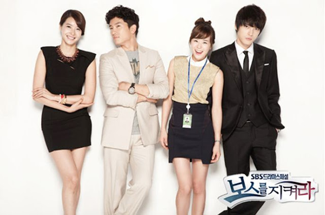 Protect The Boss /// mut laka izlemelisiniz ��nk� ;