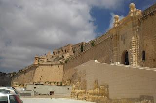 Fortaleza Birgu, Malta, Europa