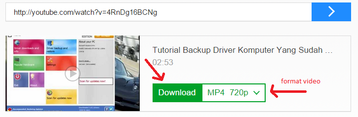 download video youtube tanpa software apapun