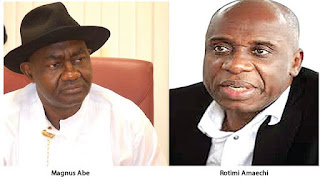 I'll be Rivers Governor, Amaechi can do nothing about my ambition – Abe