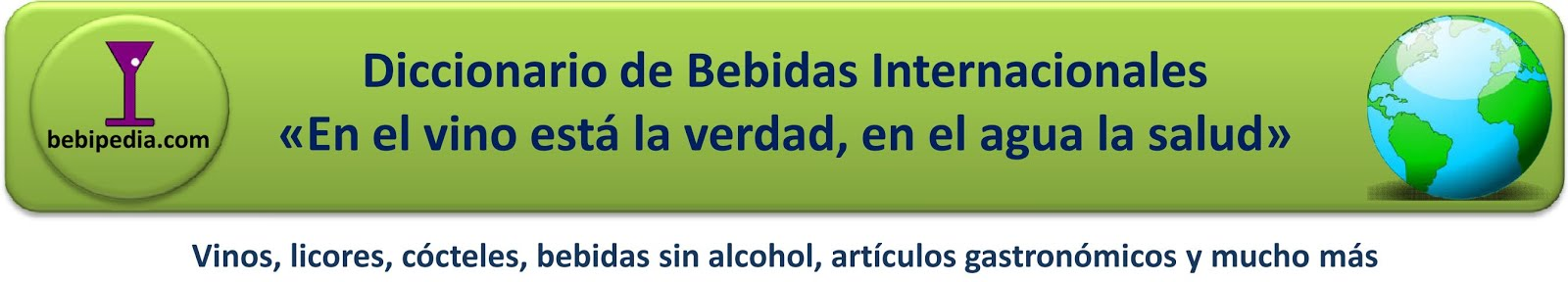Enciclopedia Internacional de Bebidas