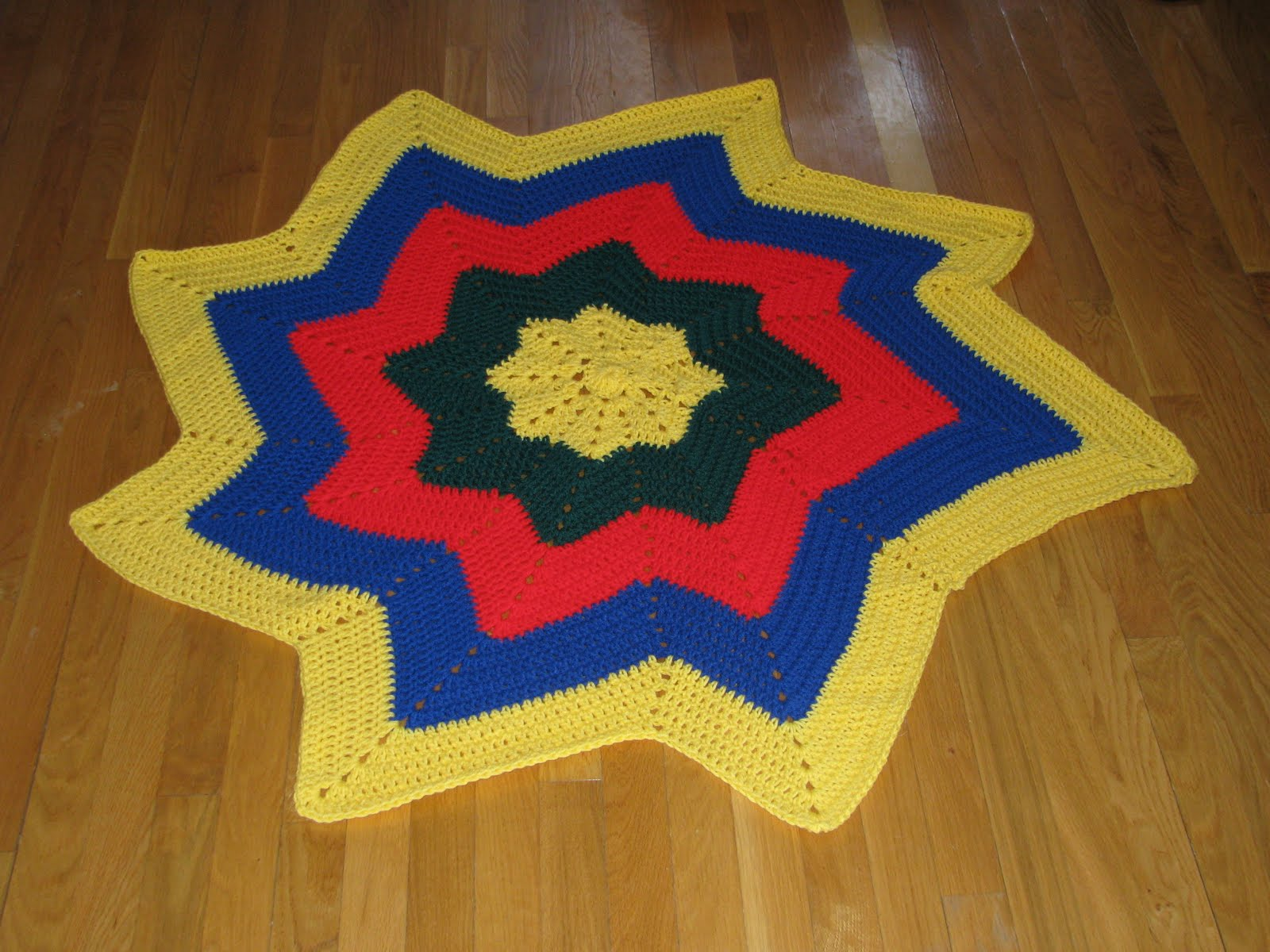 Free Printable Crochet Afghan Patterns - Eden Escape